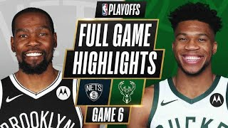 Game Recap: Bucks 104, Nets 89