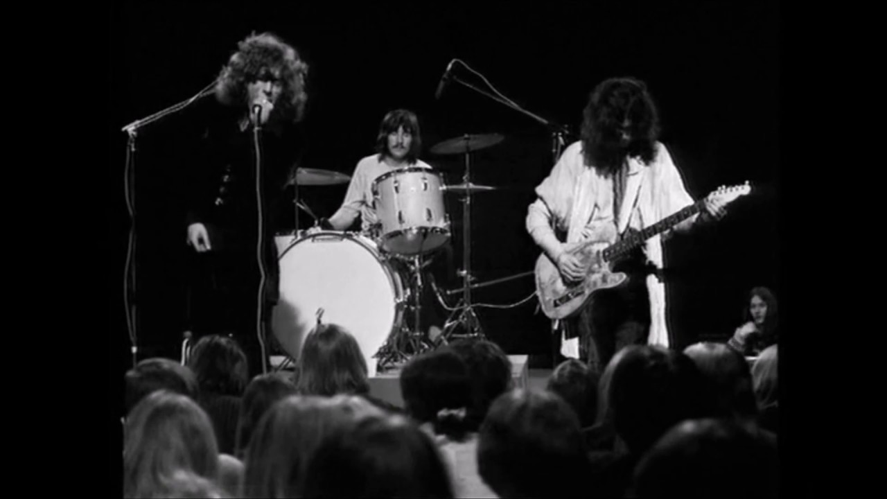 Led Zeppelin: See Early Live Footage From Denmark 1969