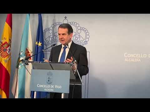 El alcalde habla sobre el proyecto del instituto de Navia