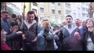Македонско сценарио за уништување на Македонија