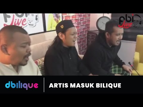 Akustik LIVE Bila Rindu - Ruffedge! | #FBILive #Highlight