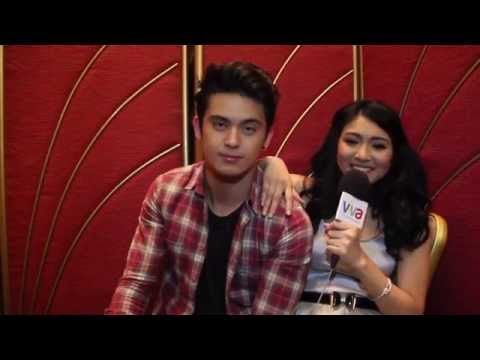 JaDine for the 2014 PMPC Star Awards for TV
