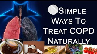 Natural Ways to Treat COPD Symptoms Naturally♤How to Cure COPD Home Remedies!