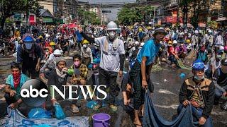 Myanmar unrest, Purim celebrations, Kentucky flooding; The Week in Photos