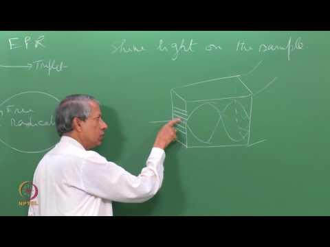 EPR Spectroscopy | Theory | Lecture
