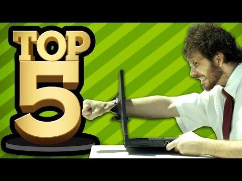 TOP 5 THINGS THAT SUCK IN GAMES
