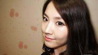 Korean Circle Color Lens Review - O-lens 팝틴 빅쵸코(Popteen BigChoco)
