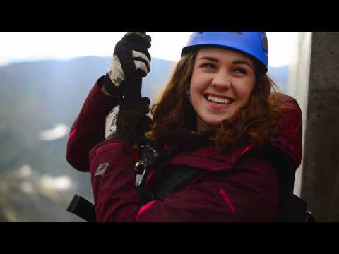 Sundance Mountain Resort Zip Line Unveiled