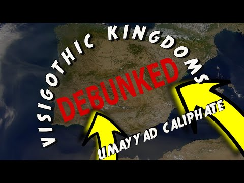 Muslim Invasion of Medieval Iberia in 711 AD - DEBUNKED