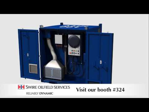 Swire Oilfield Services Offers Modulars to Gulf of Mexico