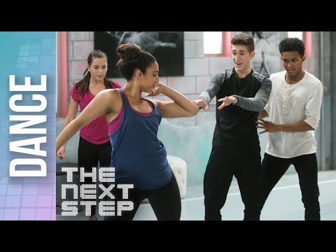 """A-Side"" Hangout Freestyles - The Next Step Extended Dances (Season 5 Episode 16)"