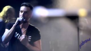THE KILLERS - READ MY MIND (World Stage Amsterdam)
