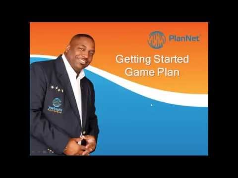 PlanNet Getting Started Right With Shedrick White