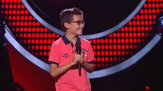 João Silva - Baby One More Time - The Voice Kids