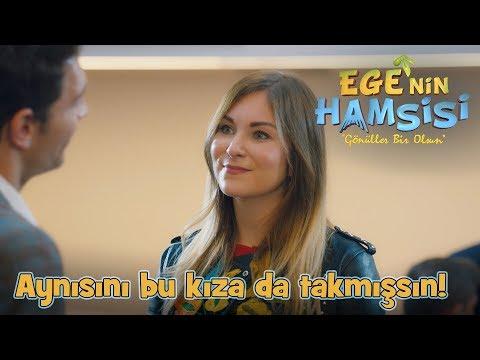 Zeynep'in kıskançlık krizi - Ege'nin Hamsisi 21.Bölüm