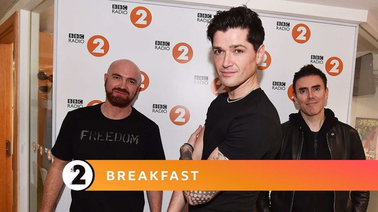 The Script - Heart of Glass - (Blondie Cover) Radio 2 Breakfast