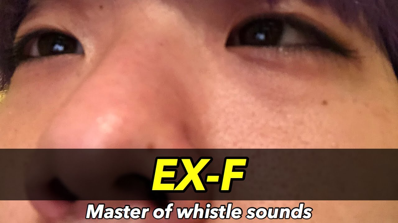 EX-F|Master of whistle sounds