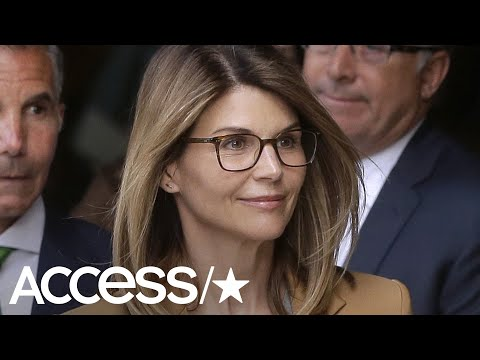 Legal Expert Pinpoints How Lori Loughlin's Body Language Took Legal Woes From Bad To Worse   Access