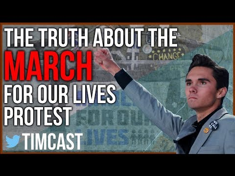 The Truth about the March For Our Lives Protest