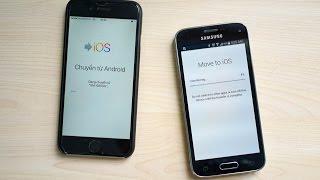 Tinhte.vn - Truyền dữ liệu từ Android sang iOS với ứng dụng 'Move to iOS'