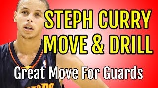 How To Play Basketball - Basketball Drills For Point Guards   Stephen Curry Moves To Create Space