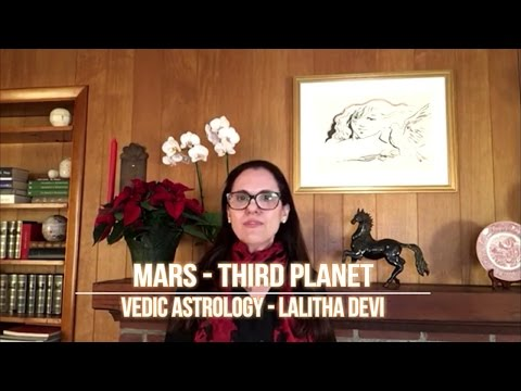 Mars Astrology: Vedic Astrology Tutorial: Get Help From Mars, The Planet Of Action