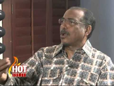 UNAIDS Michel Sidibe Interview on TV3   Hot Issues   with Kwesi Pratt