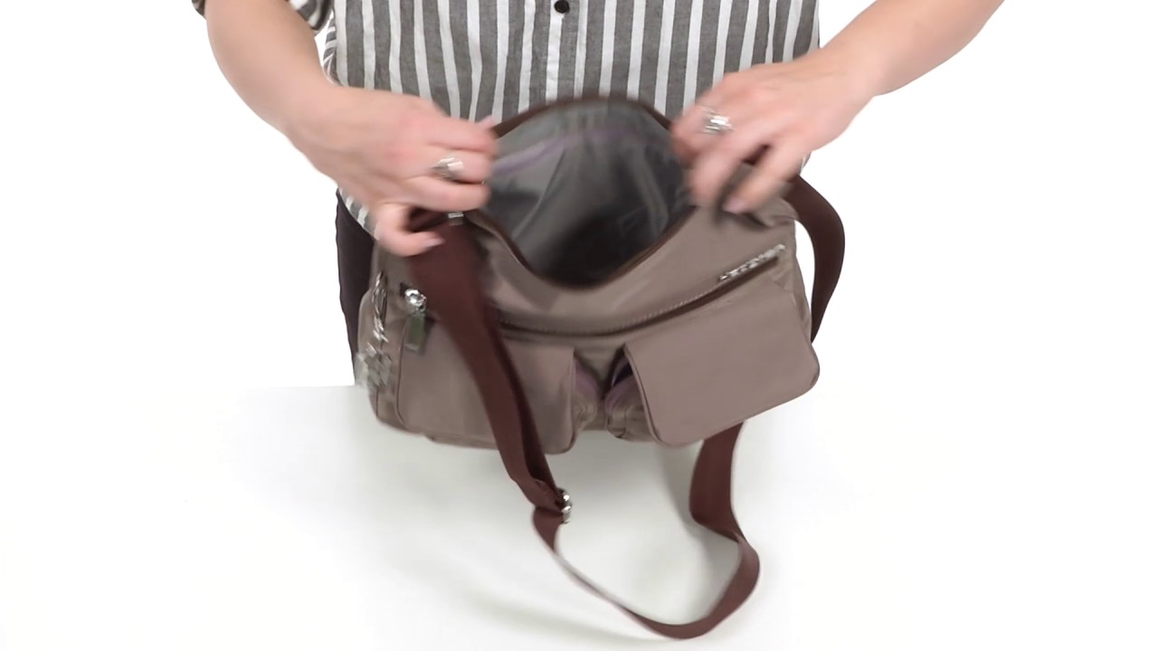 f68b1774833 Hedgren Inner City Prairie Crossbody SKU 8916499 - YouTube