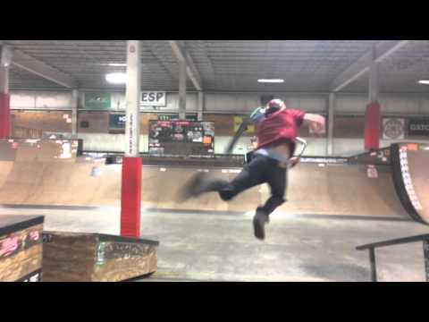 Scooter Day Edit At Skaters Edge.