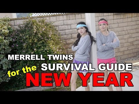 New Years Survival - Merrell Twins
