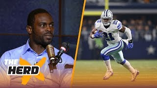 Michael Vick gives advice to Ezekiel Elliott, weighs in on Colin Kaepernick and more | THE HERD