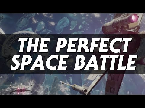 What Makes the Perfect Star Wars Space Battle