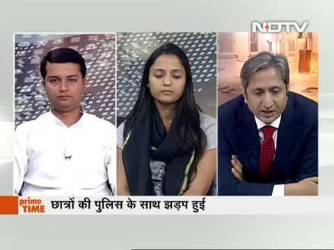 Ravish Kumar प्राइम टाइम   NIT श्रीनगर में विवाद की वजह क्या है