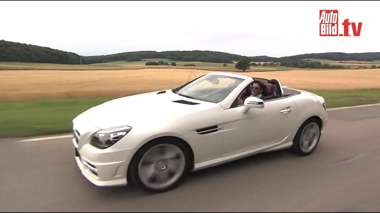 mercedes slk 250 cdi erste fahrt im diesel slk youtube. Black Bedroom Furniture Sets. Home Design Ideas