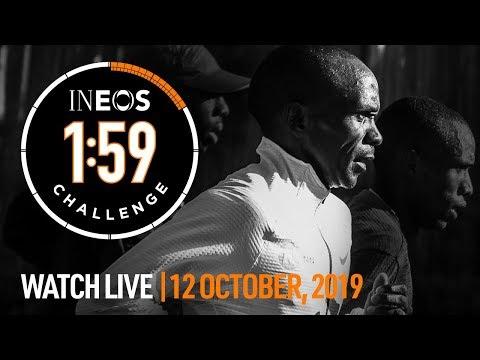 INEOS 1:59 Challenge Live