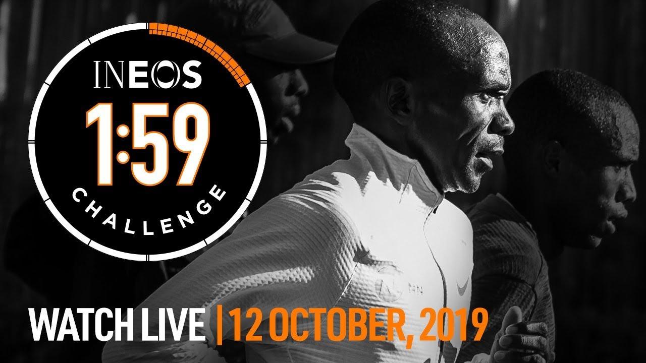 Transmisión en vivo Reto INEOS 1:59 (LiveStream)