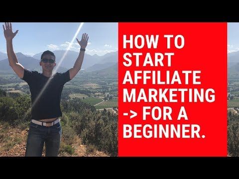 How To Start Affiliate Marketing For Beginners – The Inspiration You Need!