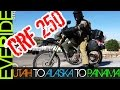 Alaska to Panama on a CRF250L! Rolling Travel Interview with