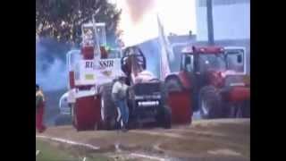 case ih international harvester tractor pulling