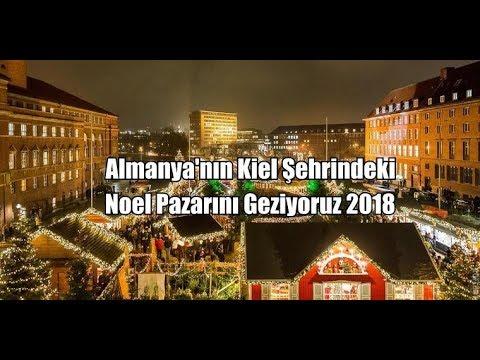 harika bir noel pazar kiel almanya 2018 weihnachtsmarkt kiel christmas bazaar in germany. Black Bedroom Furniture Sets. Home Design Ideas