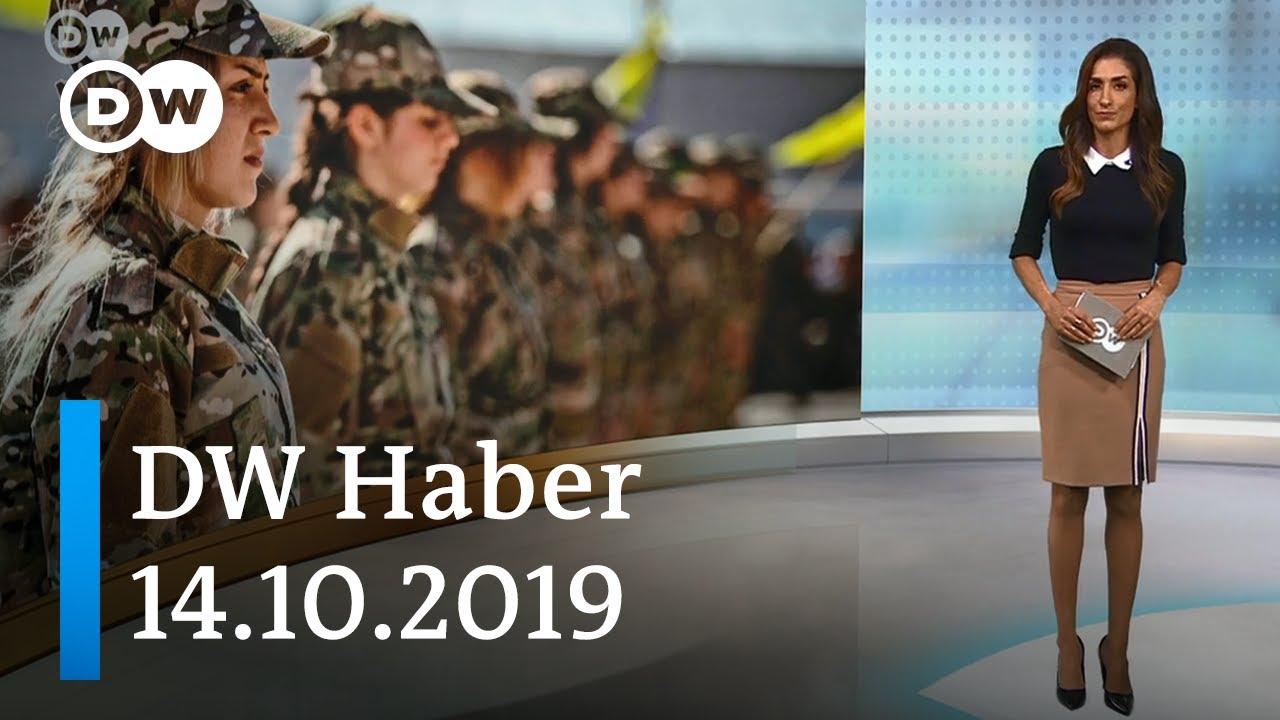 DW Haber: Şam ile SDG arasındaki anlaşma sonrası Suriye ordusundan operasyon (14.10.2019)- DW Türkçe
