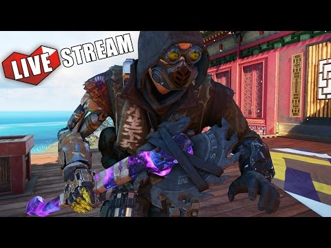 Black Ops 3 - DARK MATTER BUZZ CUT GRIND! | DOUBLE WEAPON XP & NUKETOWN 24/7! | Live Stream