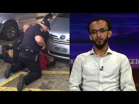 Meet Abdullah Muflahi: He Filmed Alton Sterling Shooting & Was Then Detained by Baton Rouge Police