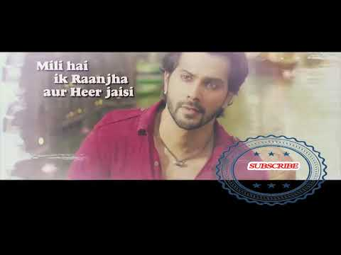 kalank-title-track-lyrics
