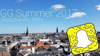 GG Summer 17 - Snapchat Story!