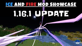Ice and Fire Mod 1.16.1 Update - Minecraft