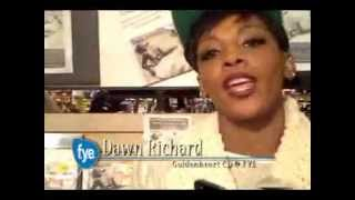 Dawn Richard Goldenheart CD @FYE with 2 bonus tracks Mobile Version