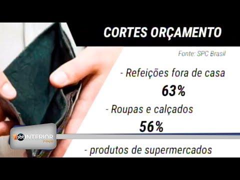 Número de inadimplentes cresce em Araçatuba