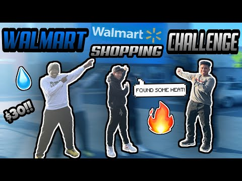 PICKING OUT A FIRE OUTFIT IN WALMART🔥