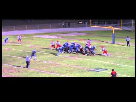 Logan MacDonald - 2016 OL - Ridge Community (FL) HS - 2015 Spring Highlights